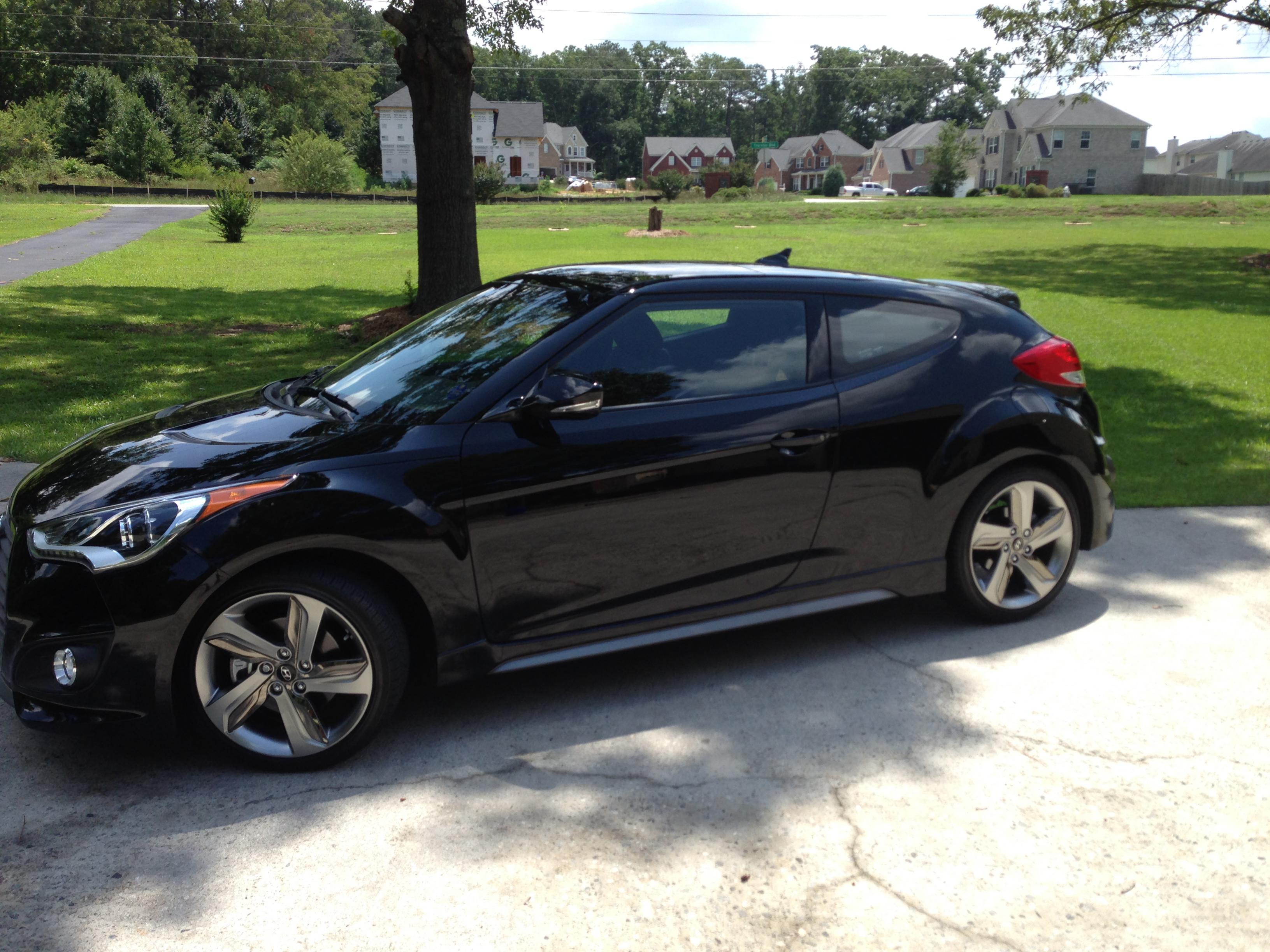 2014 Hyundai Veloster Springfield, IL, Dent Repair http://217dent.com