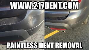 Bumper Dents