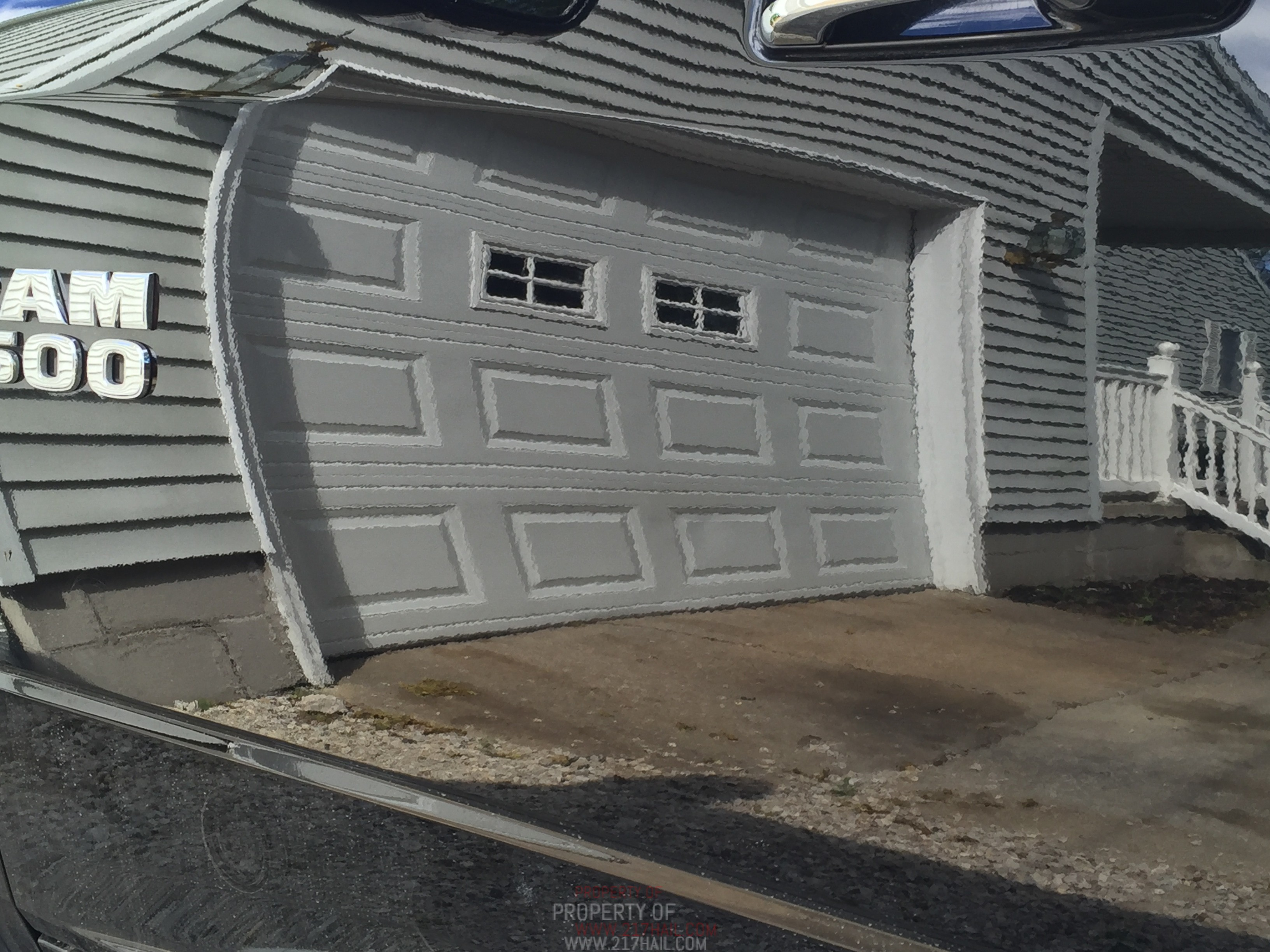 2013 Dodge Ram Drivers Door Dent Removal, Taylorville, IL. Springfield, IL. Mobile Dent repair, http://217dent.com