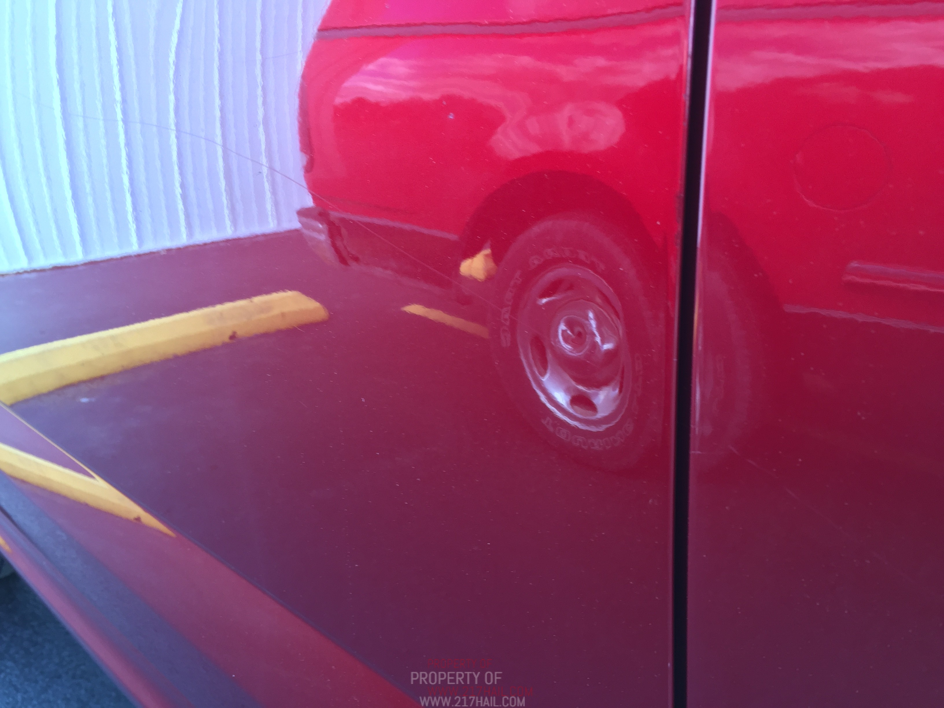 2015 Aluminum Ford F-150 Dent Repair, or Dent Removal, Springfield IL, Taylorville IL, Decatur IL, http://217Dent.com