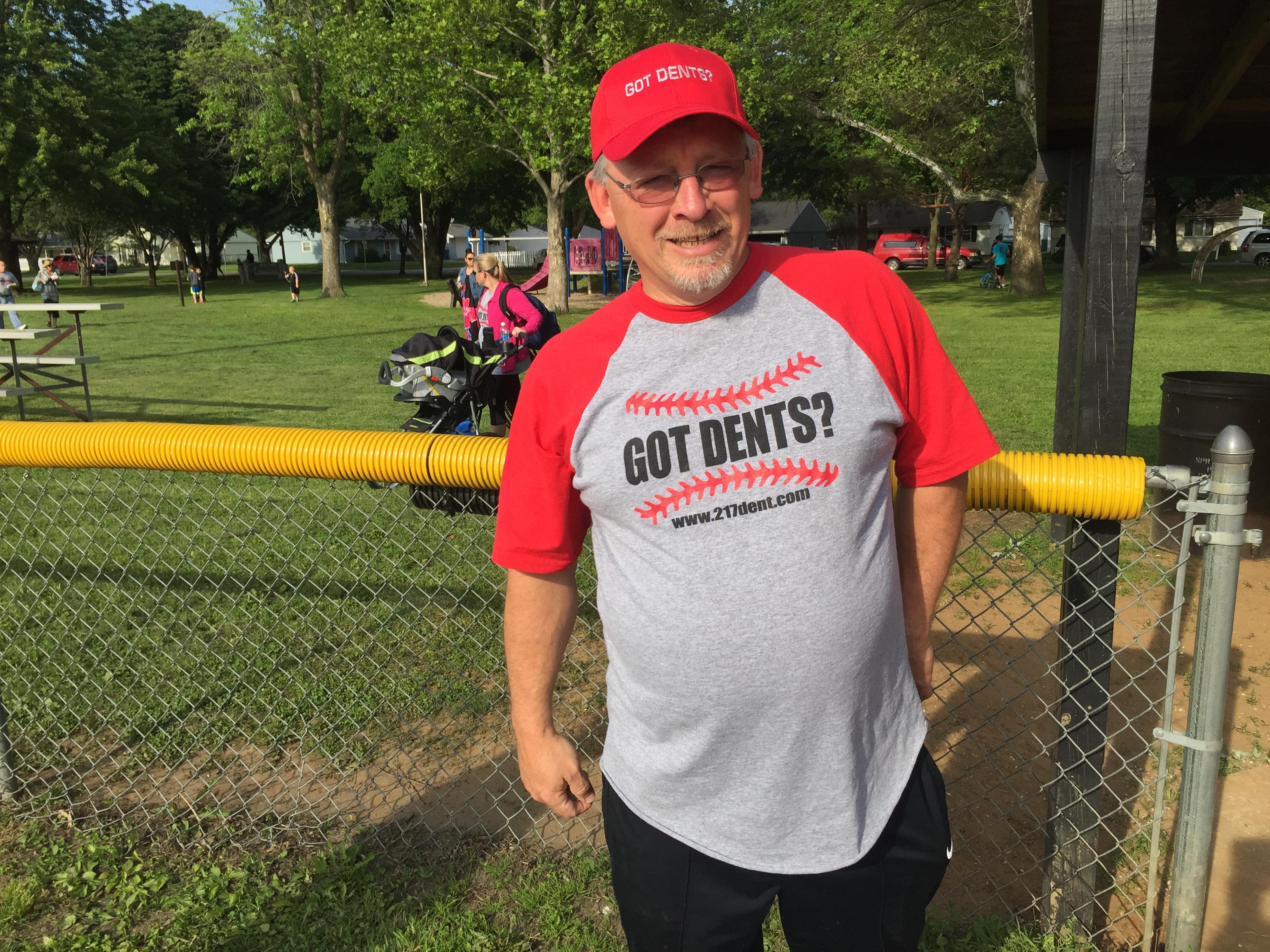 HTTP://217DENT.COM Got Dents Head Coach, Springfield, Illinois
