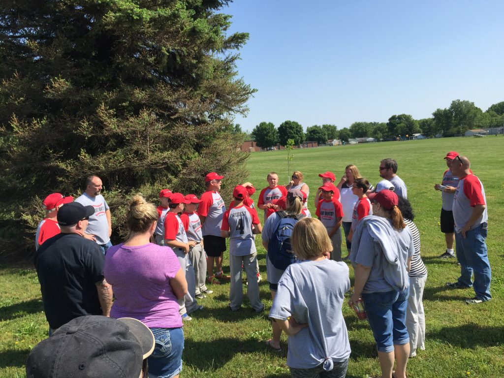 2016 Got Dents Tournament (Game 3) Images. Springfield, IL