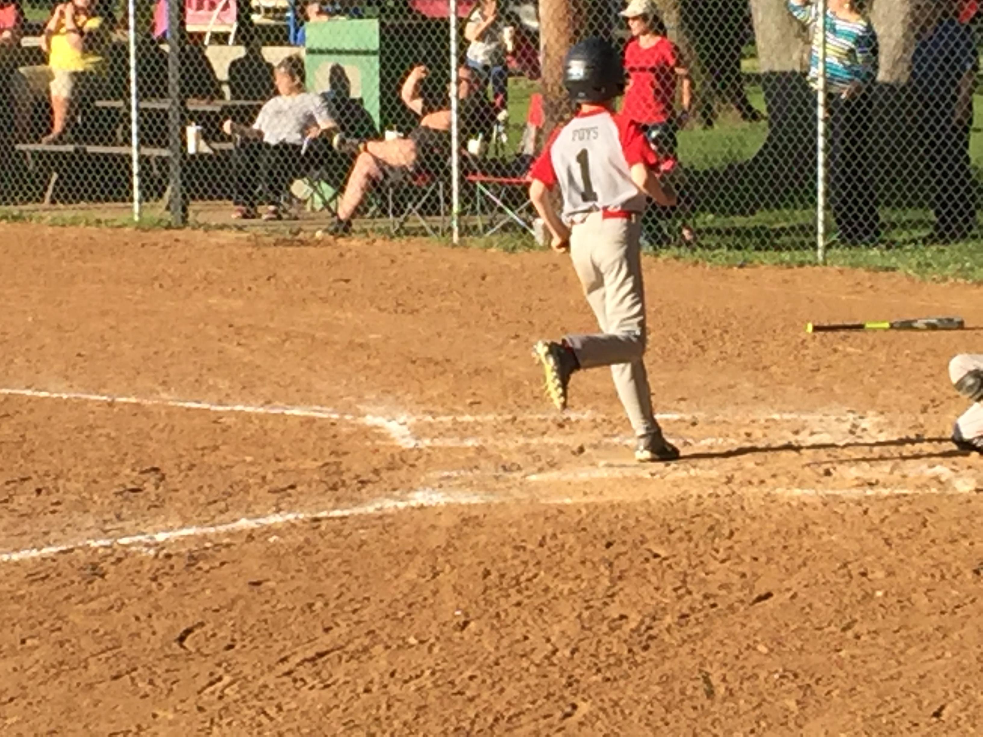 Game 8 Got Dents Vs Riverton Twins, June 7, 2016 in Springfield, IL. http://217dent.com