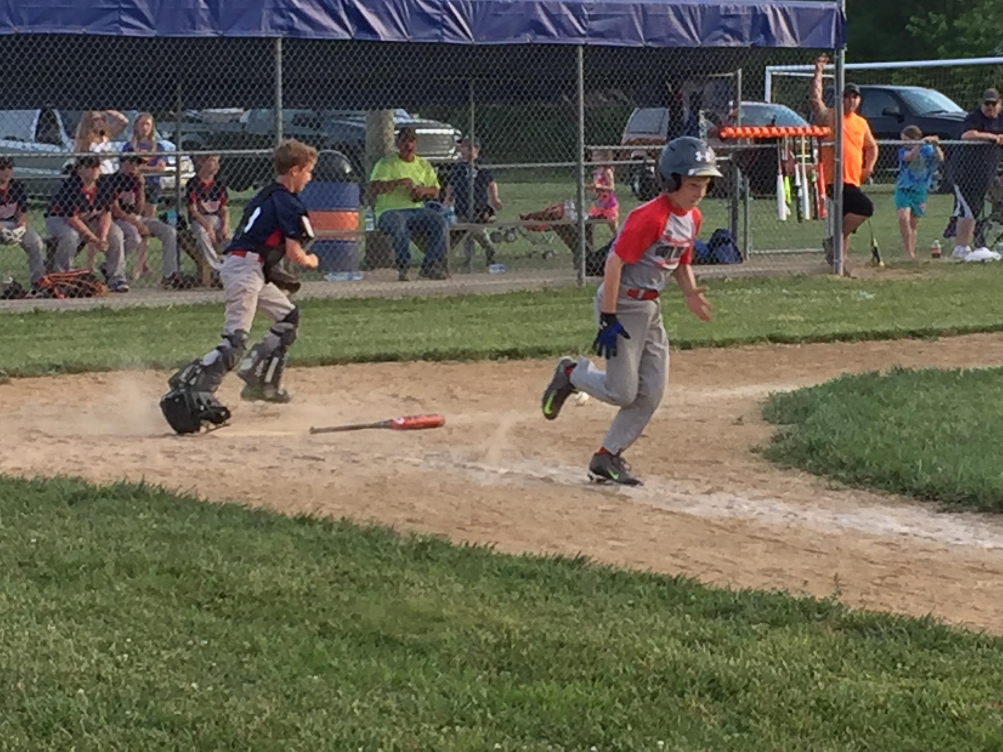 Got Dents Vs Riverton Twins, Final Score Got Dents 13, Riverton Twins 8, June 13, 2016 http://217dent.com