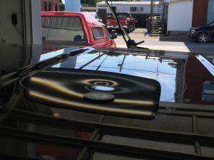 2013 Tahoe Hail Damage Http://217dent.com
