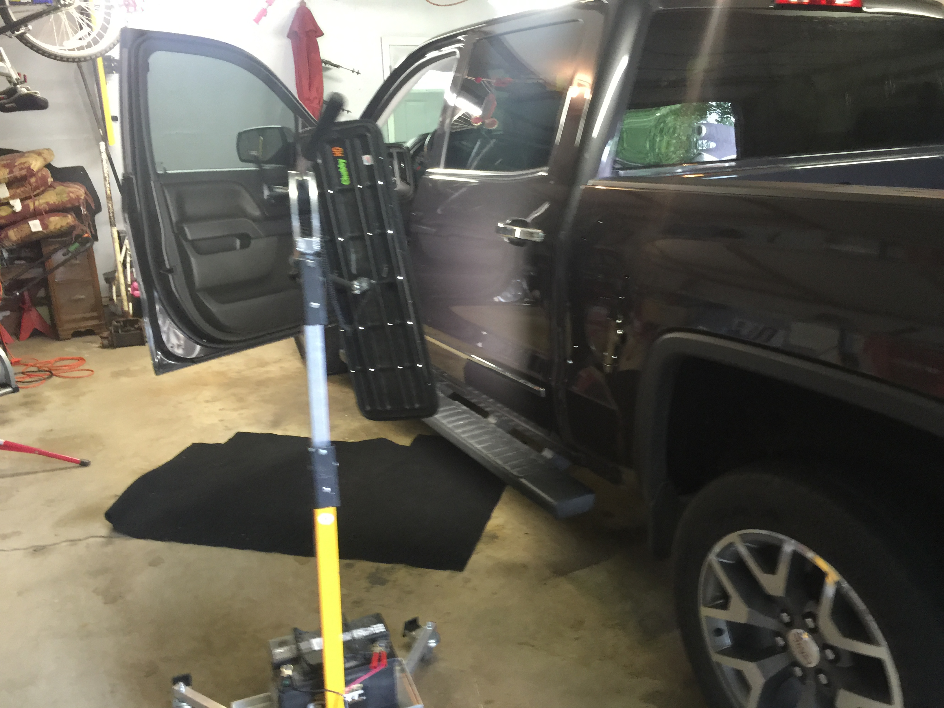 2014 GMC All Terrain Dent Removal, Springfield, IL. Paintless Dent Repair, http://217dent.com