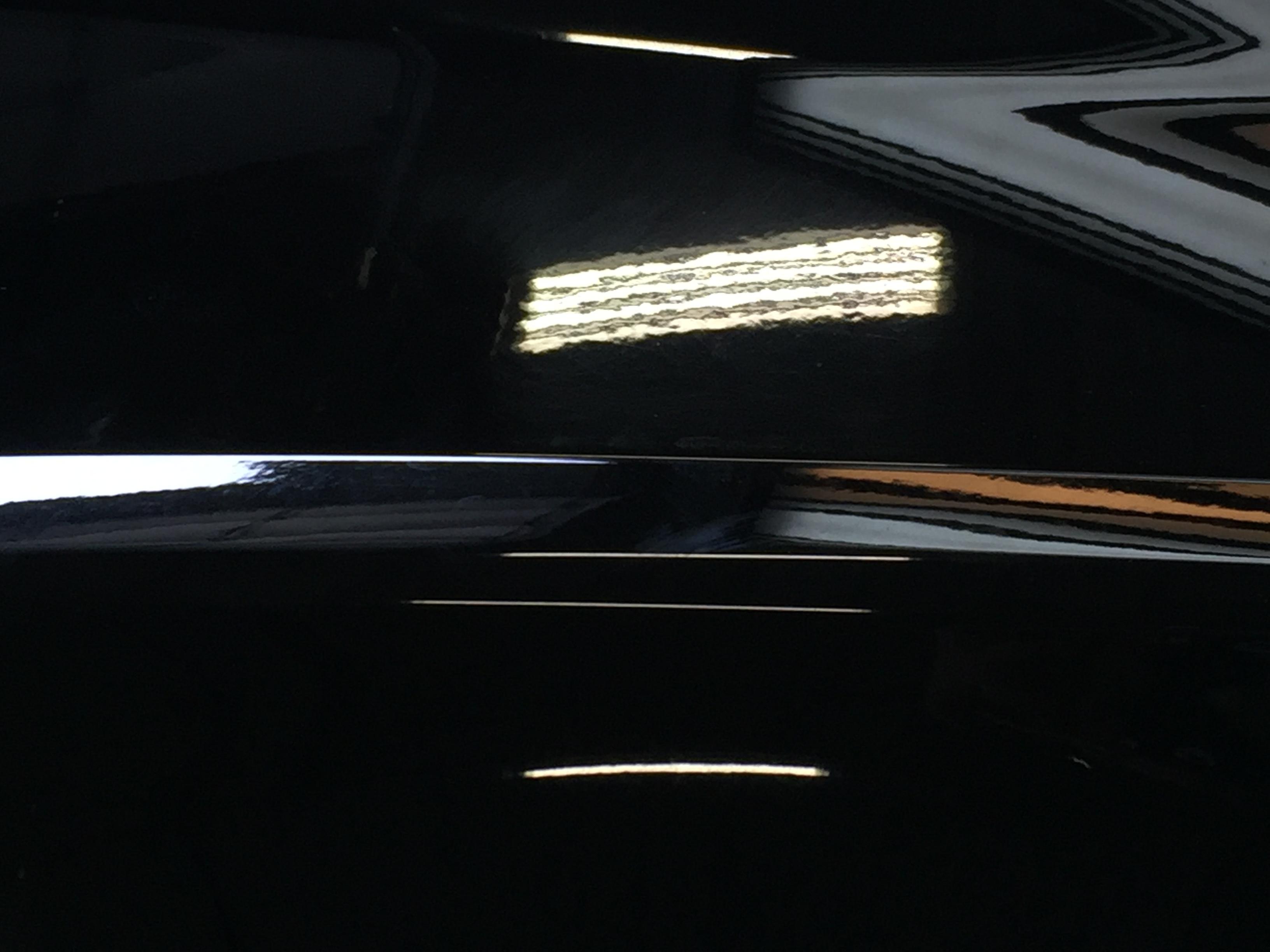 2016 Chrysler 300 C AWD Dent Repair on Aluminum Hood, hail damage, Springfield, IL. PDR http://217dent.com