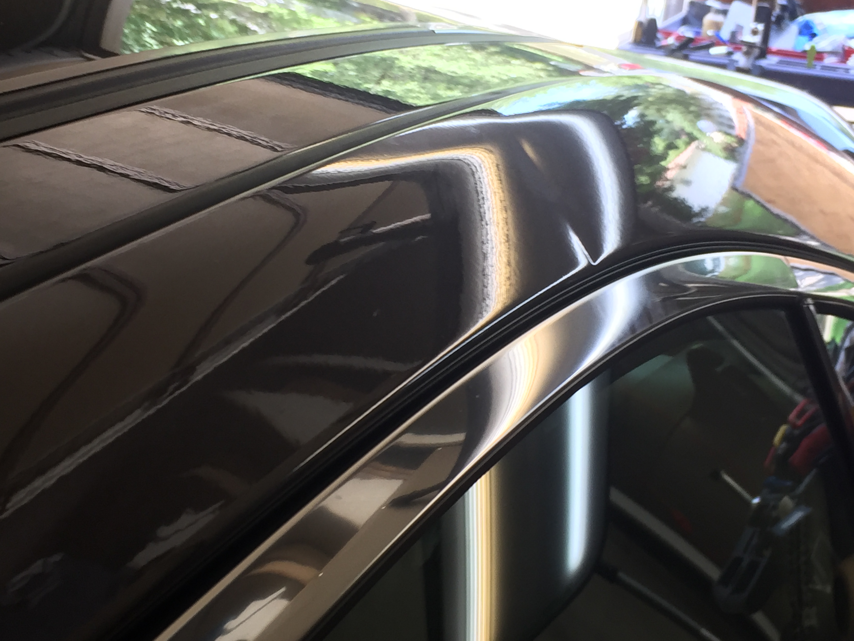 2013 Nissan Maxima Roof Rail Springfield Il Paintless