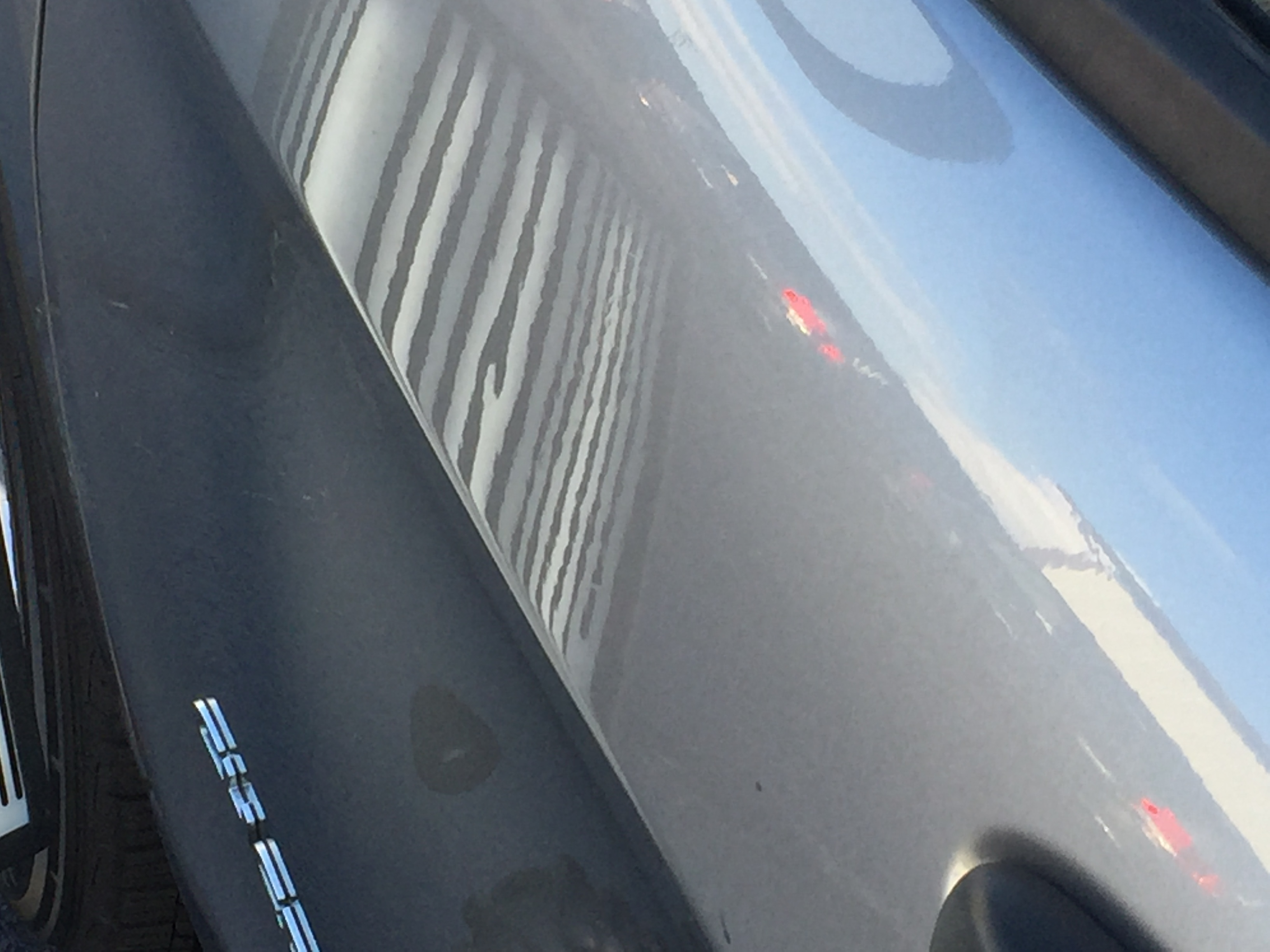 2016 Jeep Cherokee Dent Removal, Springfield, IL http://217dent.com