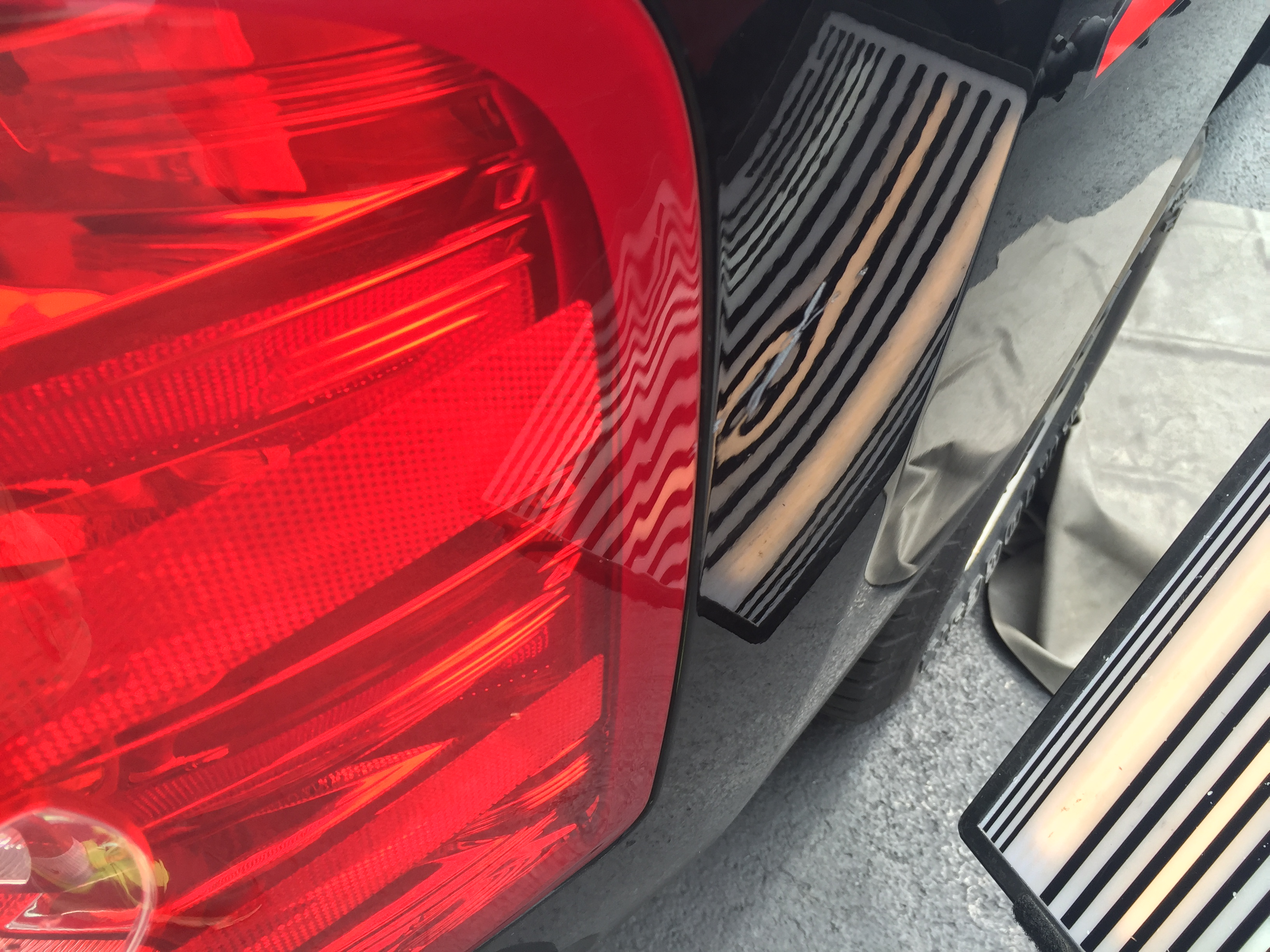 2011 Chevy Silverado Dent Repair, Michael Bocek out of Springfield, IL with http://217dent.com 217 dent