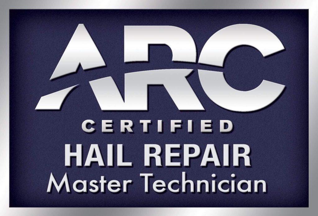 arc hail repair master tech. Michael Bocek
