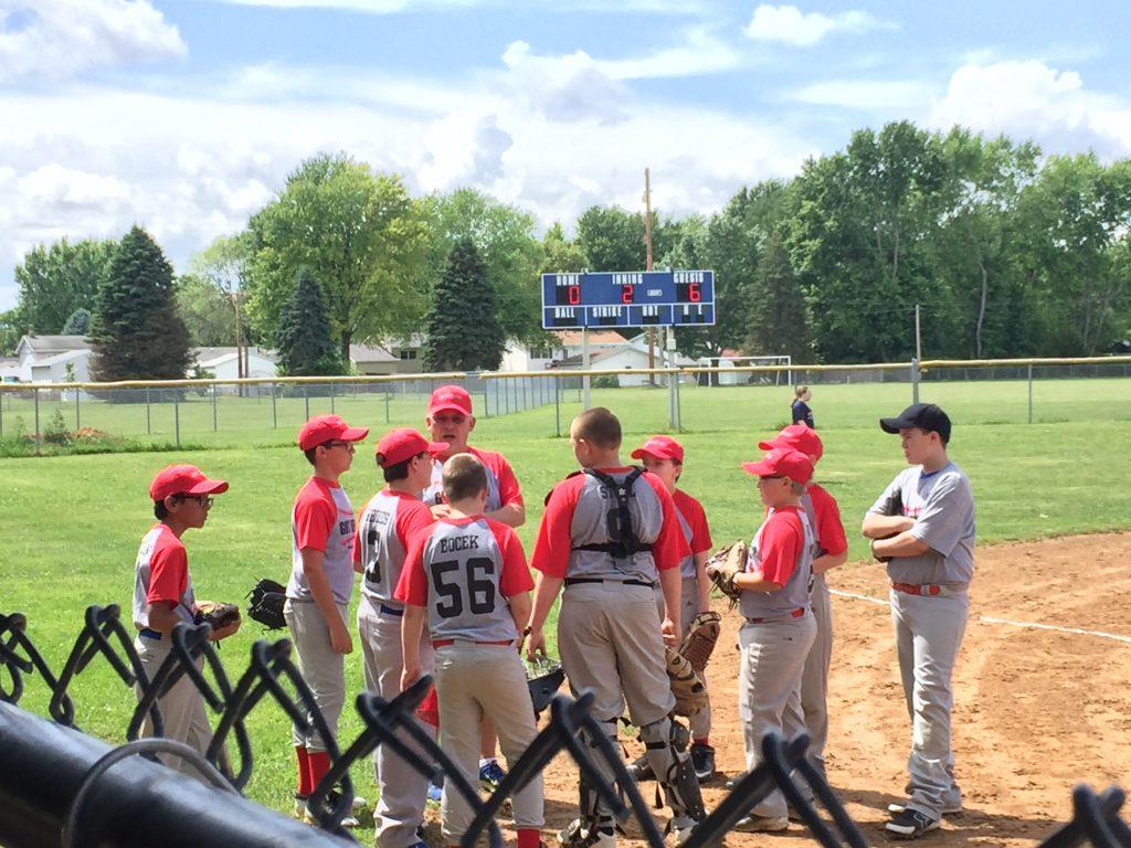 June 4th 2016 Got Dents Vs Riverton Twins, Springfield IL Game Images