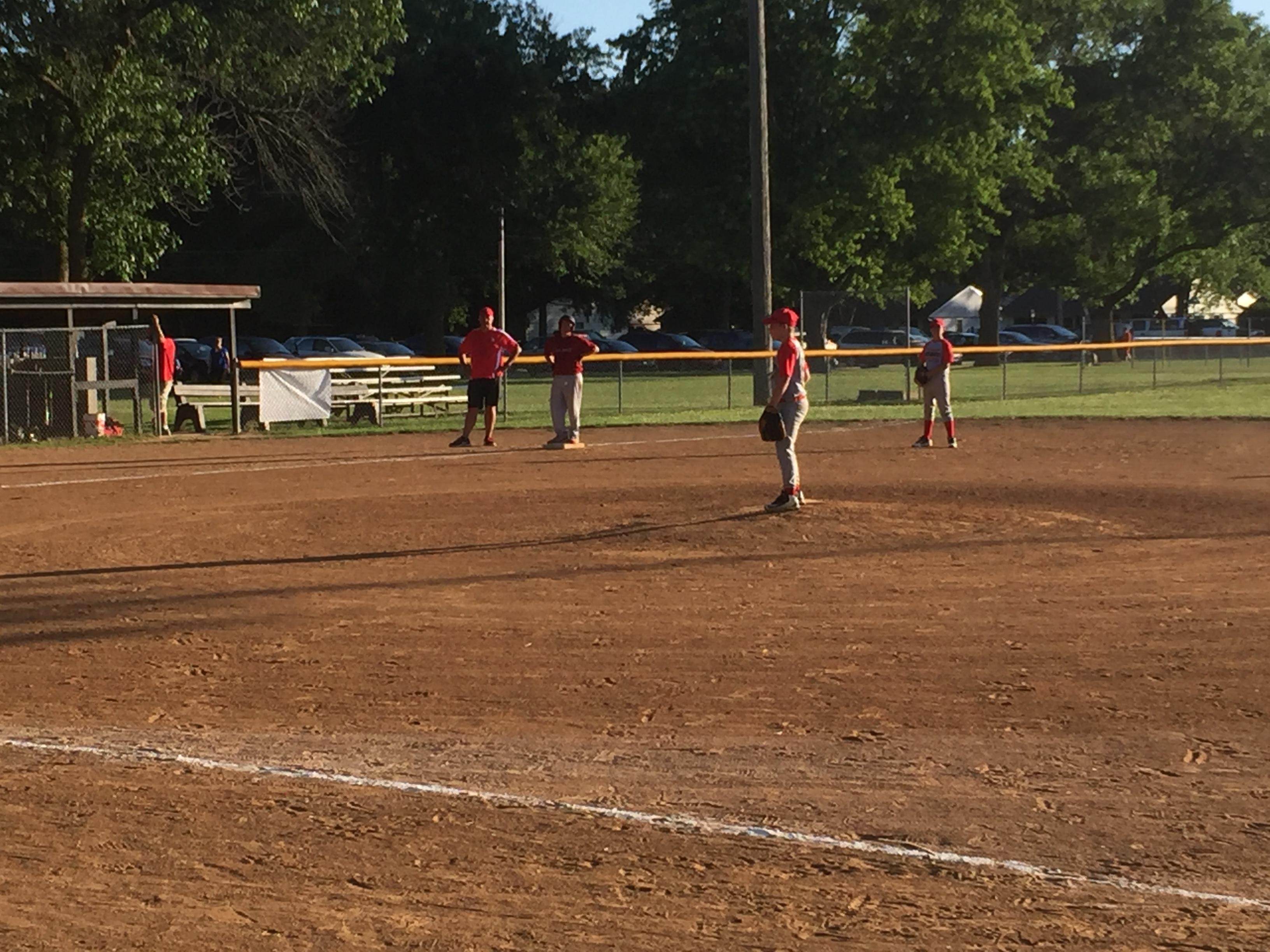 Got Dents vs Red Devils, Springfield IL, 06-15-2016 http://217dent.com